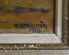 ZetterstrÖm, gunnar. olja på masonitpannå, sign o dat 1944.