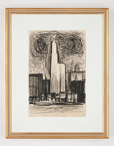 "John jon-and, ""woolworth building"", new york."