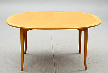 326046. BORD, Ovalen, design Carl Malmsten.