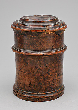 328053. TOBAKSBURK, 1700-tal.