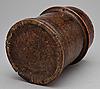 Tobaksburk, 1700-tal.