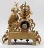 Bordspendyl, nyrenässans, 1800-tal.