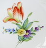 "Servis, 101 delar, porslin, ""preussisk blomst"", bing & gröndahl."