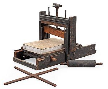 14. Printing machine.