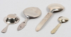 Parti diverse, 7 delar, silver, bla gewe, 1900-tal.