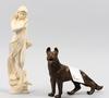 Figuriner, 2 st. orientaliska.