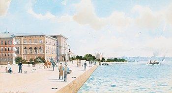 """106. Anna Palm de Rosa, """"Museum"""" (The National Museum, Stockholm)."""
