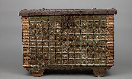 Kista, indien, 1800-tal.