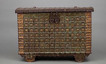 337291. KISTA, Indien, 1800-tal.
