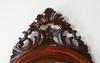 Spegel, nyrokoko/senempire, 1800-tal, danmark.