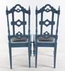 Stolar, ett par, renässansstil, 1900-tal.