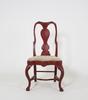 Stol, rokoko, 1700-tal, trol västsvensk.