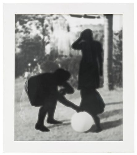"""Maria miesenberger, """"utan titel (bollen)"""",1993 (untitled (the ball)."""