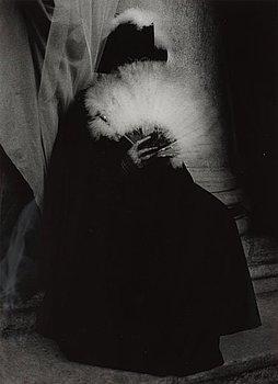 "71. ANDERS PETERSEN, ""Libreria Veccia, Piazetta di San Marco"", 1986."