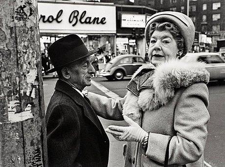 "Christer strömholm, ""new york 1961""."