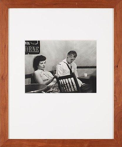 """Christer strömholm, """"palma 1959""""."""