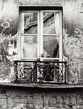 """108. Christer Strömholm, """"Eric Dietman, Paris""""."""
