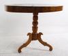 Divanbord, 1800-tal.