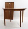 Matbord, teak, danmark 1960-tal.
