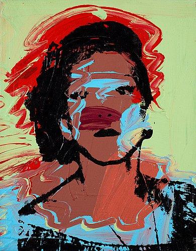 Andy warhol, untitled (ladies and gentlemen)
