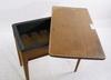 Spelbord, allmoge, 1800-talets första del.