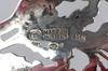 Parti silver, 3 delar. rokokostil.