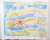 Mapp, 10 grafiska blad. olika konstnärer.