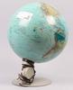 Jordglob, plast, danmark sent 1900-tal.