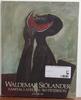 SjÖlander, waldemar, akvarell, signerad och daterad 1953.