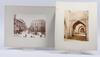 Parti fotografier, 38 st, tyskland, spanien. sent 1800-tal.