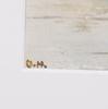 Hermelin, olof. akvarell. monogramsign.