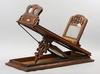 Graphoscope, trä, 1800-talets andra hälft.