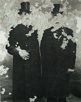 "214. Christer Strömholm, ""Polaroid 11"", 1977."
