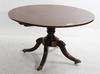 Matbord, engelsk stil, 1800/1900-tal.