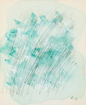 320. Jean Fautrier, Untitled.