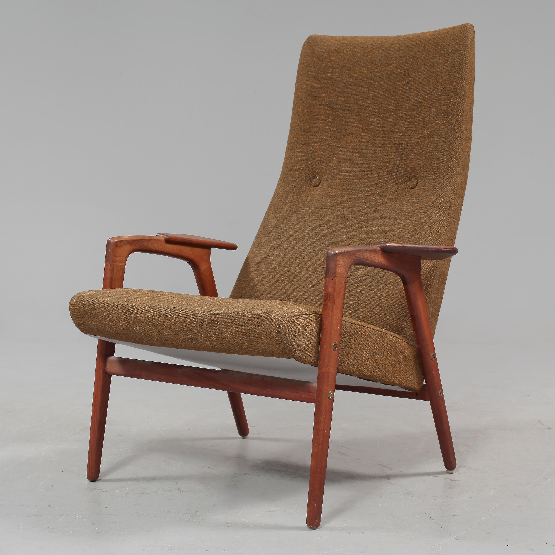 "FåTÖLJ,""Ruster"", Yngve Ekström, 1950 1960 tal Bukowskis"