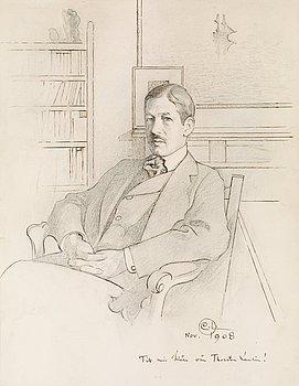 7. CARL LARSSON, Thorsten Laurin.