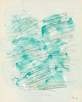321. Jean Fautrier, Untitled.