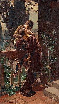 JULIUS KRONBERG, Romeo och Julia.