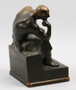 Meunier, constantin. efter. skulptur. brons.