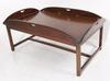 Soffbord, engelsk stil, sent 1900-tal.