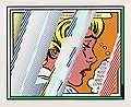 "ROY LICHTENSTEIN, ""Reflections on Girl"", fr..."