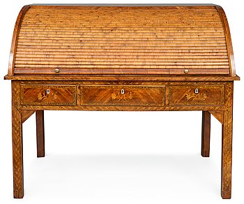 4. A SECRETAIRE CHEST.