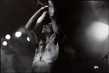 "226. Mats Bäcker, ""Prince, Stockholm, 1986""."