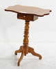 Lampbord, nyrokoko, 1800-talets mitt.