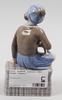 Figurin, porslin, dahl-jensen, danmark.