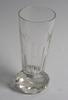 Glas, sk frimurarglas. 1900-talets första hälft.