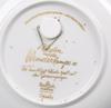 Samlingstallrikar, 12 st. porslin. björn wiinblad.