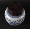 Bojan, porslin, kina, 1700-tal.