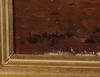 OkÄnd konstnÄr, olja på duk, bär signatur, daterad 1898.